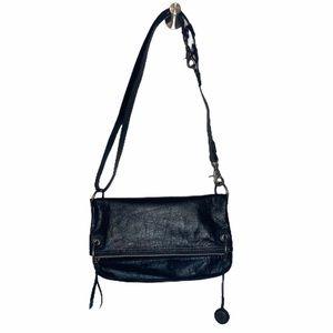 🆕 The Sak Convertible Fold-Over Crossbody Handbag